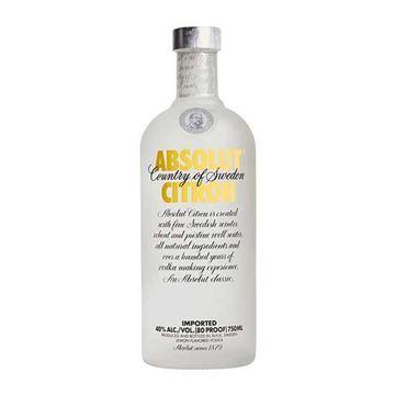 Picture of Absolut Citron Vodka 40% (1L)