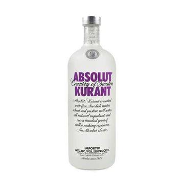 Picture of Absolut Kurant Vodka 40% (1L)