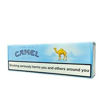 Picture of Camel Blue Subtle Flavour Box Cigarettes