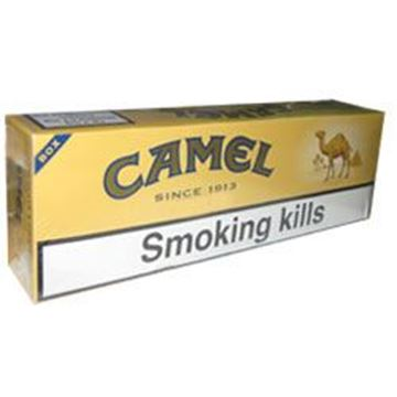 Picture of Camel Non-Filter Cigarettes