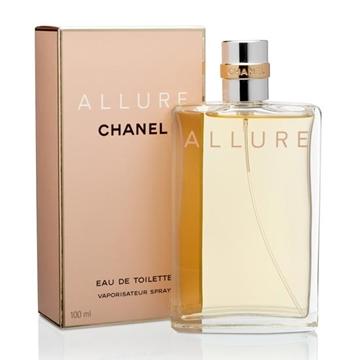 Picture of Chanel Allure Eau de Toilette for Women (100 ml./3.4 oz.)