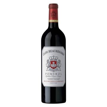 Picture of Clos Beauregard Pomerol Red Wine 2011 (750 ml)