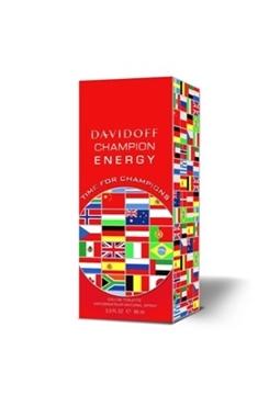 Picture of Davidoff Champion Energy.Time For Champions Eau De Toilette (90 ml./3 oz.)