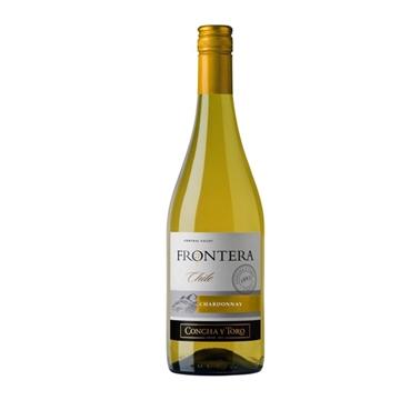 Picture of Frontera Chardonnay White Wine (750 ml.)