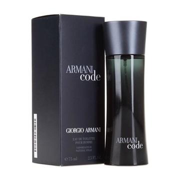 Picture of Giorgio Armani Armani Code for Women Eau De Toilette Spray 75ml