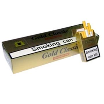 Picture of Gold Classic Cigarettes