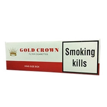 Picture of Gold Crown King Size Cigarettes