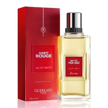 Picture of Guerlain Habit Rouge Eau De Toilette Spray (100 ml./3.4 oz.)