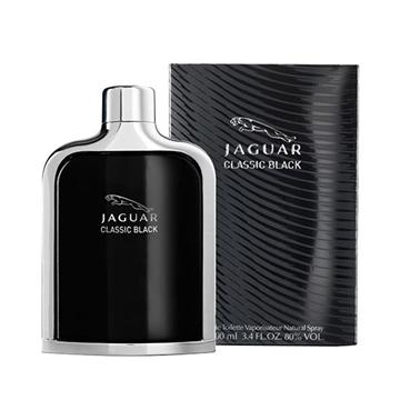 Picture of Jaguar Classic Black Eau de Toilette Natural Spray 100ml