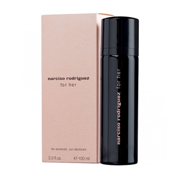 Picture of Narciso Rodriguez For Her Deodorant Spray (100 ml./3.4 oz.)