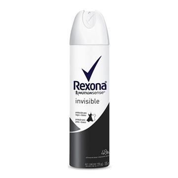 Picture of Rexona Invisible Deodorant Spray (175 ML/6.oz)