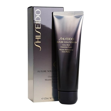 Picture of Shiseido Future Solution LX Extra Rich Cleansing Foam (125 ml./4.2 oz.)