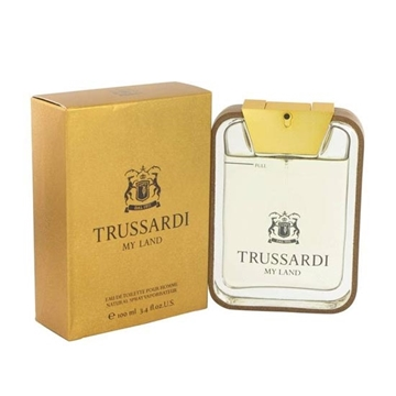 Picture of Trussardi My Land Eau de Toilette for Men (100 ml./3.4 oz.)