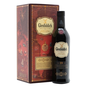 Picture of Glenfiddich 19 Years Old (Red Cask) 70cl