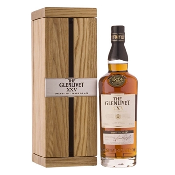 Picture of Glenlivet XXV 25 Jahre Single Malt Scotch Whisky 43%