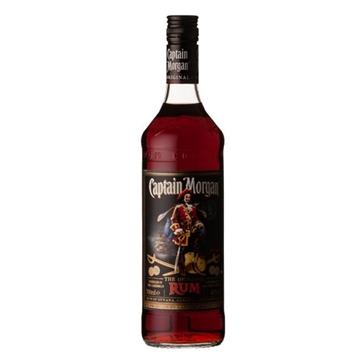 Picture of Captain Morgan Black Label Rum (1L)