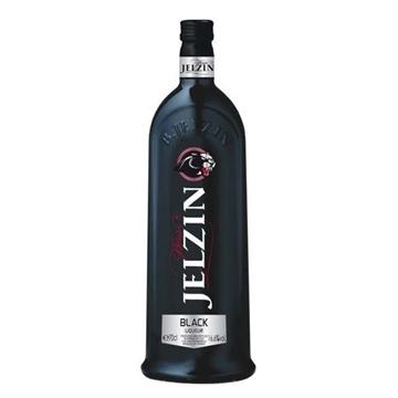 Picture of Jelzin Black Nv Liqueur 700 ML