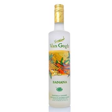 Picture of Van Gogh Banana 35% Vodka 75 CL