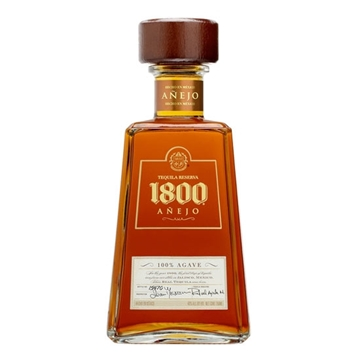 Picture of Cuervo Anejo 1800 Tequila (750 ml.)