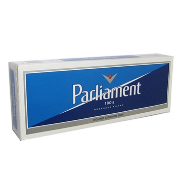Picture of Parliament Night 100`s Soft Pack Cigarette