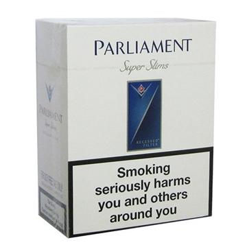 Picture of Parliament Super Slims Cigarettes