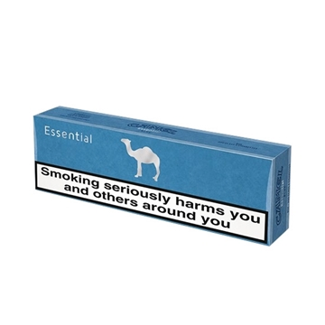 Picture of Camel Essential Blue Cigarettes