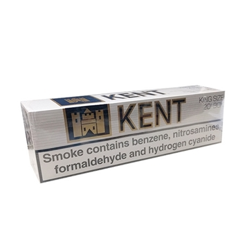 Picture of Kent King Size Cigarette (200 Cigarettes)