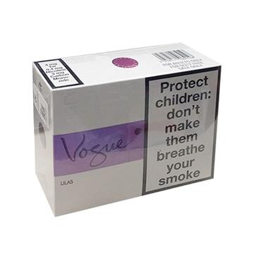 Picture of Vogue Lilas Superslim Cigarettes