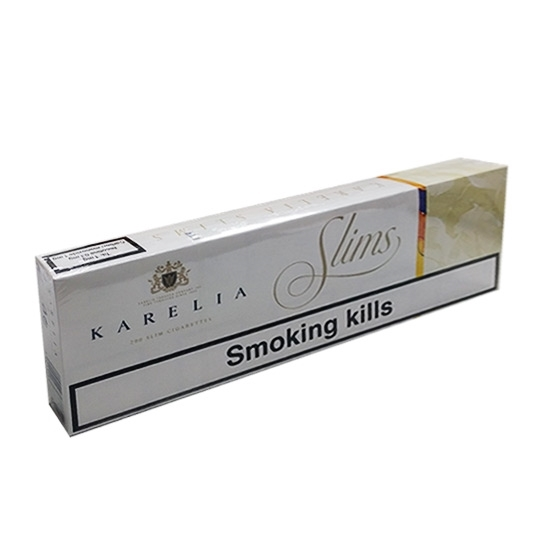 Picture of Karelia Cream Slims Cigarette