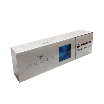 Picture of Parliament Full Flavor Night King Size Box Cigarette, Made in Switzerland