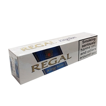 Picture of Regal king Size Cigarettes