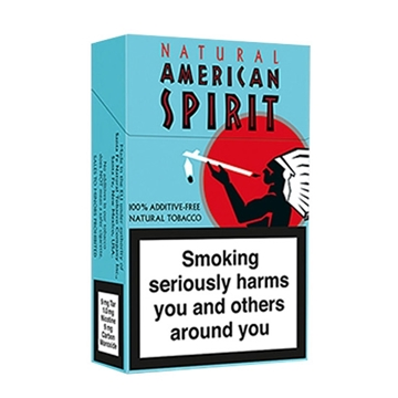 Picture of Natural American Spirit Blue