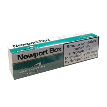 Picture of Special Price - Newport Menthol Cigarettes King Size Box Hard Pack