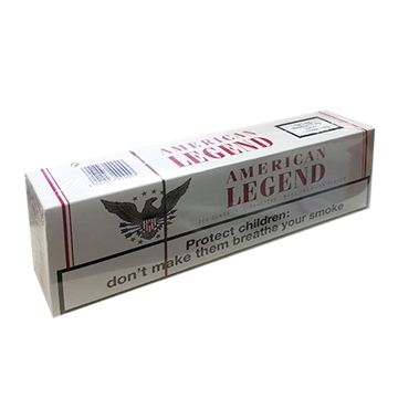 Picture of American Legend Cigarettes