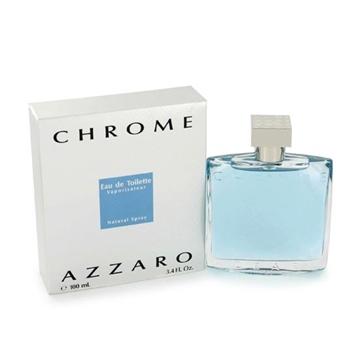 Picture of Azzaro Chrome Eau De Toilette Spray (100 ml./3.4 oz.)