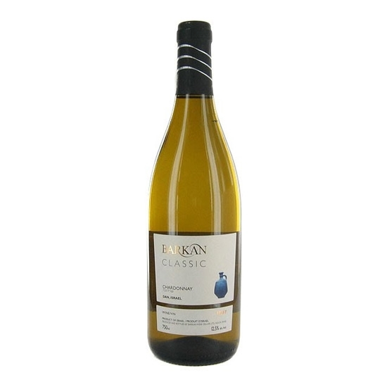 Picture of Barkan Classic Chardonnay Dry White Wine (750 ml.)