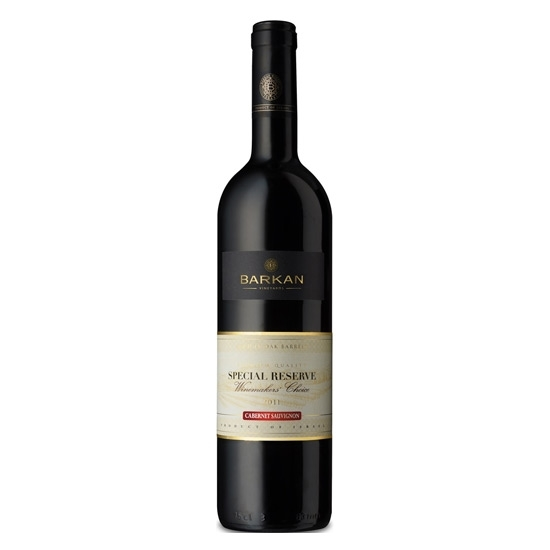 Picture of Barkan Reserve Shiraz Red Wine (750 ml.)