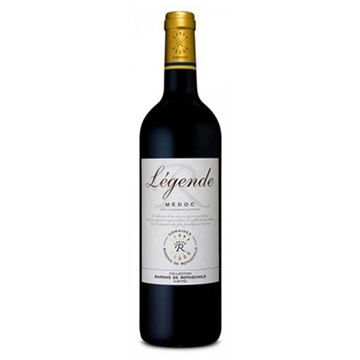 Picture of Baron Rotschild Legende Medoc 2011 (750 ml)
