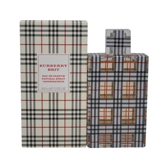 Picture of Burberry Brit Eau De Parfum Spray (100 ml./3.4 oz.)