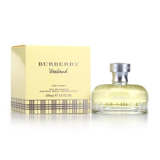 Picture of Burberry Weekend Eau De Parfum For Women (100 ml./3.4 oz.)