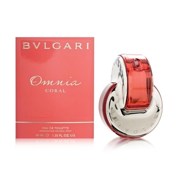 Picture of Bvlgari Omnia Coral for Women 40ml EDT Spray
