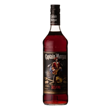 Picture of Captain Morgan Black Label Rum (1L)