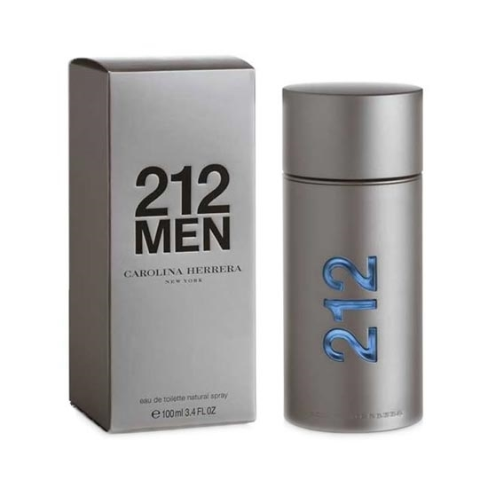 Picture of Carolina Herrera 212 Men Eau De Toilette Spray (100 ml./3.4 oz.)