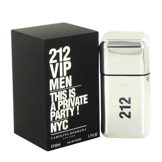 Picture of Carolina Herrera 212 VIP Eau De Toilette For Men (50 ml./1.7 oz.)