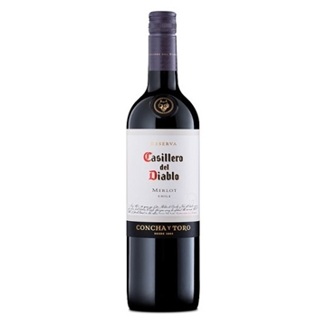 Picture of Casillero Del Diablo Merlot (750 ml.)