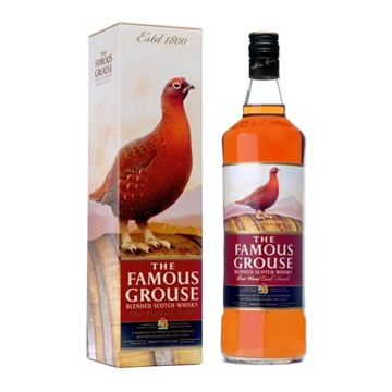 Picture of Famous Grouse Whisky (1L)