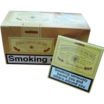 Picture of George Karelia & Son S.Virginia Cigarettes