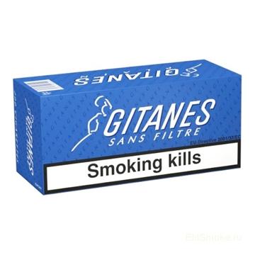 Picture of Gitanes Brunes Non Filter Cigarette