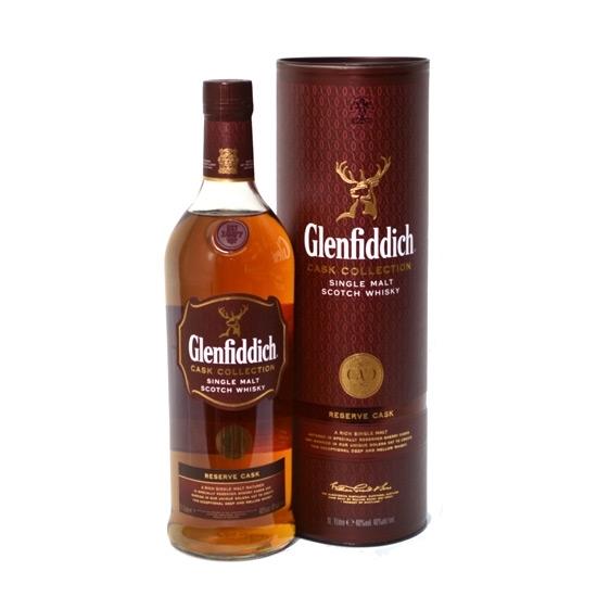 Picture of Glenfiddich Reserve Cask 1 Liter