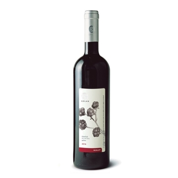 Picture of Golan Merlot Red Wine (750 ml.)